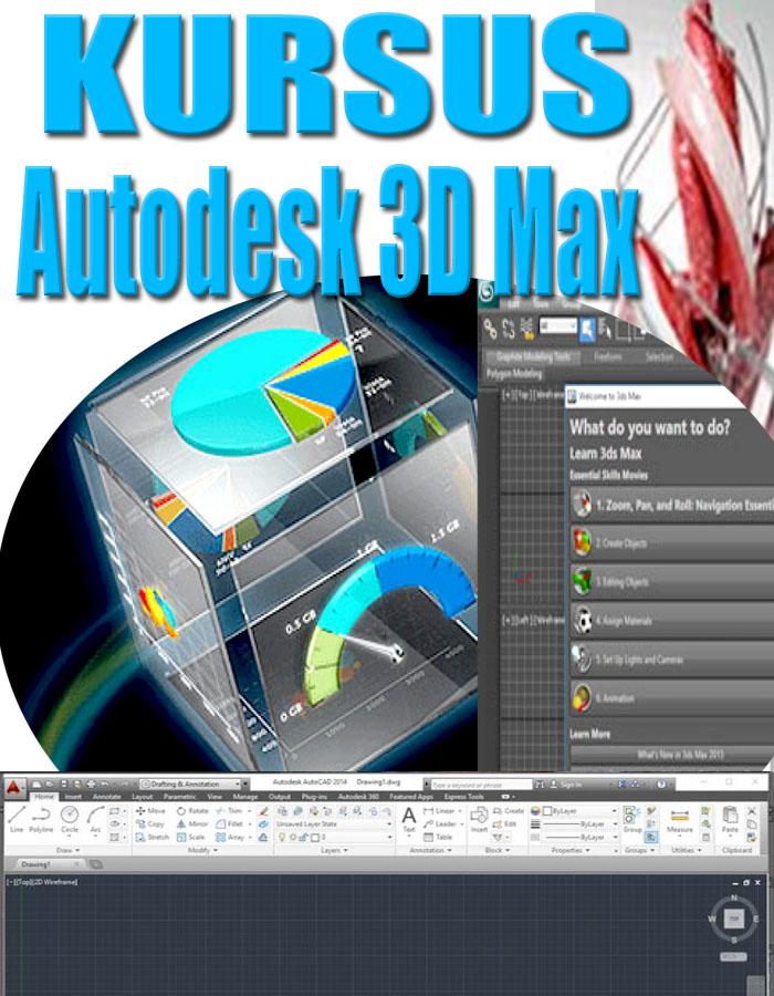 Kursus Arsitek Autodesk 3 Dimensi Advance