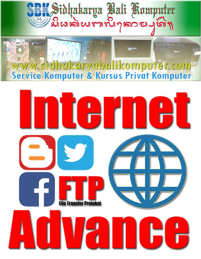Kursus Internet Advance